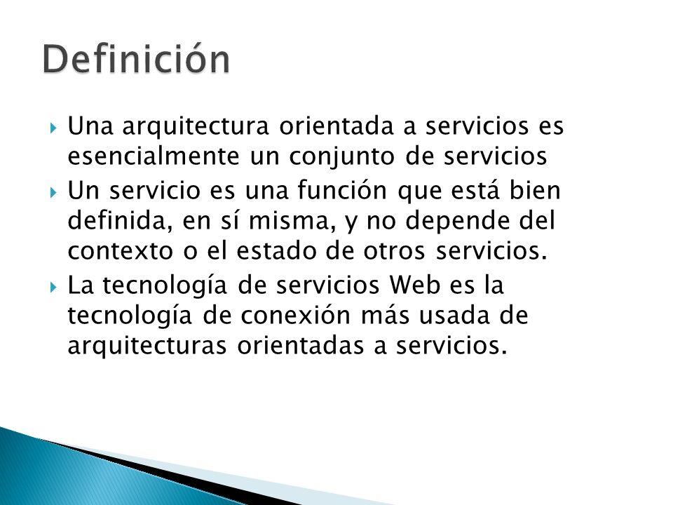 b) La arquitectura SOA permite una personalización masiva de las tecnologías de la información.