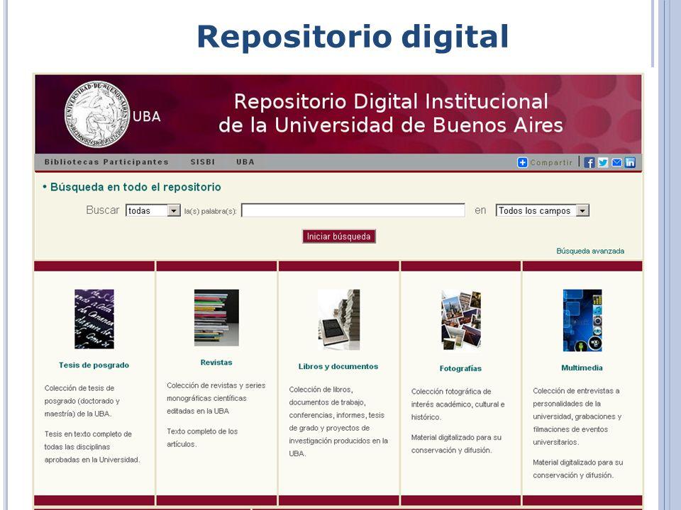 ¡Muchas gracias.Sistema de Bibliotecas y de Información Universidad de Buenos Aires Av.