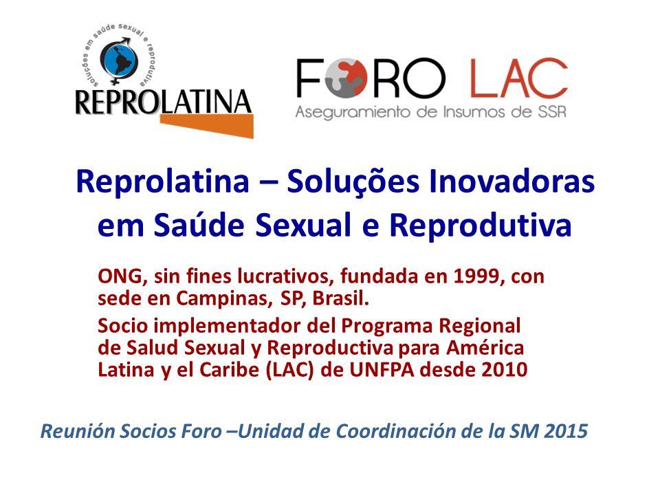 Misión Contribuir a la mejoría de la salud sexual y la salud reproductiva de hombres y mujeres; (adolescentes, jóvenes y adultos), mediante la mejoría del acceso a y de la calidad de los servicios y el empoderamiento de los grupos poblacionales más desfavorecidos.