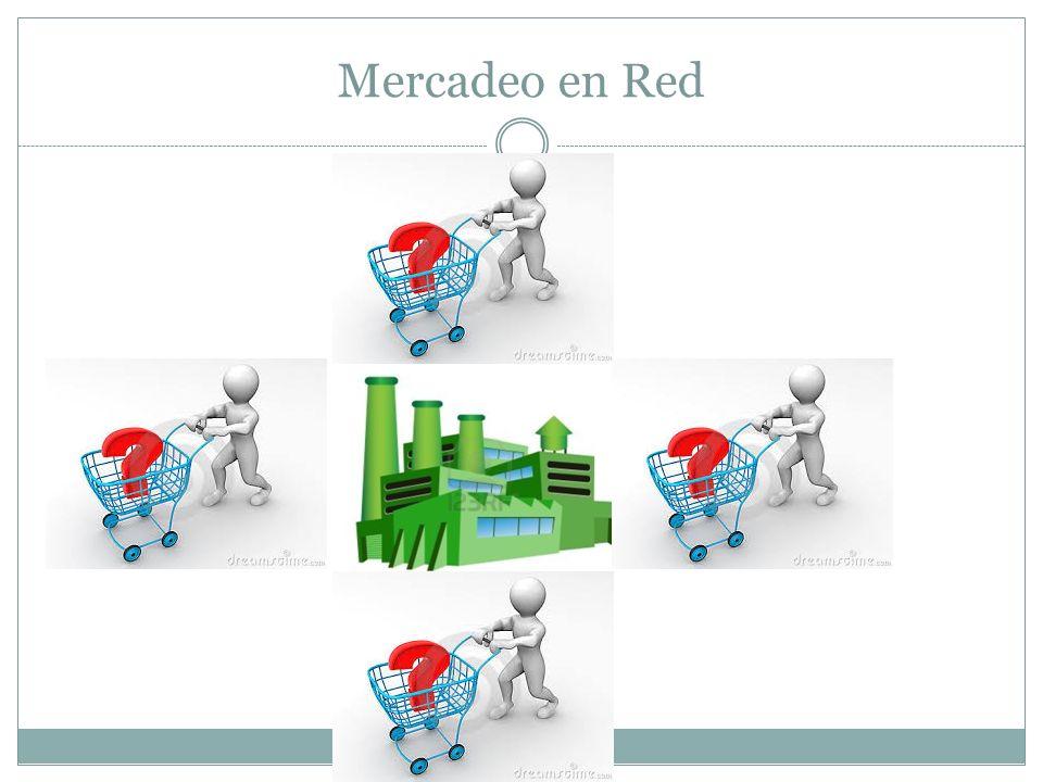 Mercadeo en Red