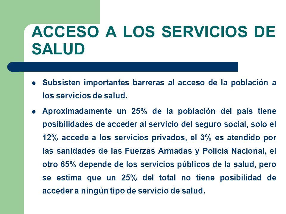 PLAN DE BENEFICIOS DEL ASEGURAMIENTO UNIVERSAL Todos los beneficiarios del Aseguramiento Universal estarán cubiertos por el Plan Esencial de Atenciones en Salud (PEAS).