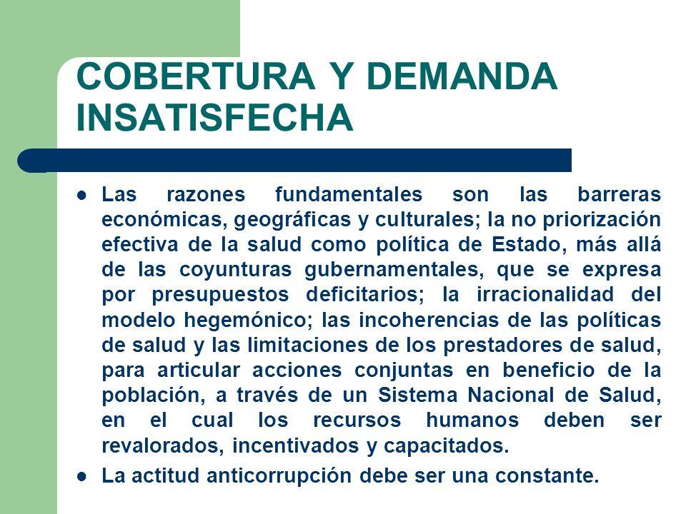 Es el reconocimiento del Estado Peruano al derecho a la salud que tienen todos los peruanos, desde su nacimiento hasta la muerte.
