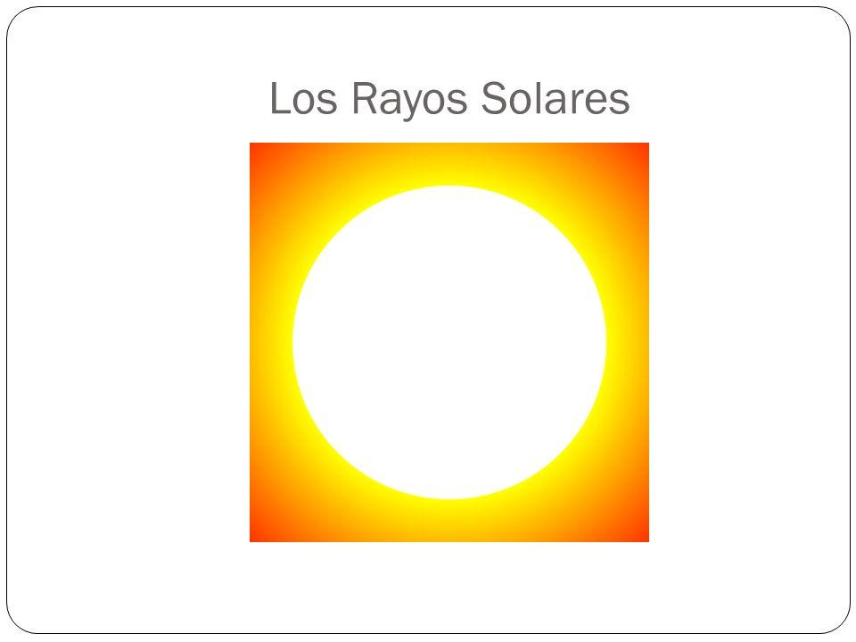 Los Rayos Solares