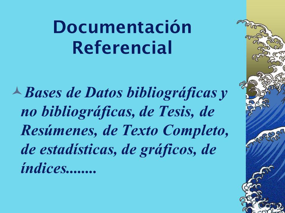 Servicios de Referencia Virtual Permiten desarrollar su acervo según indicadores mayor o menor uso de las colecciones a través de busquedas en el OPAC