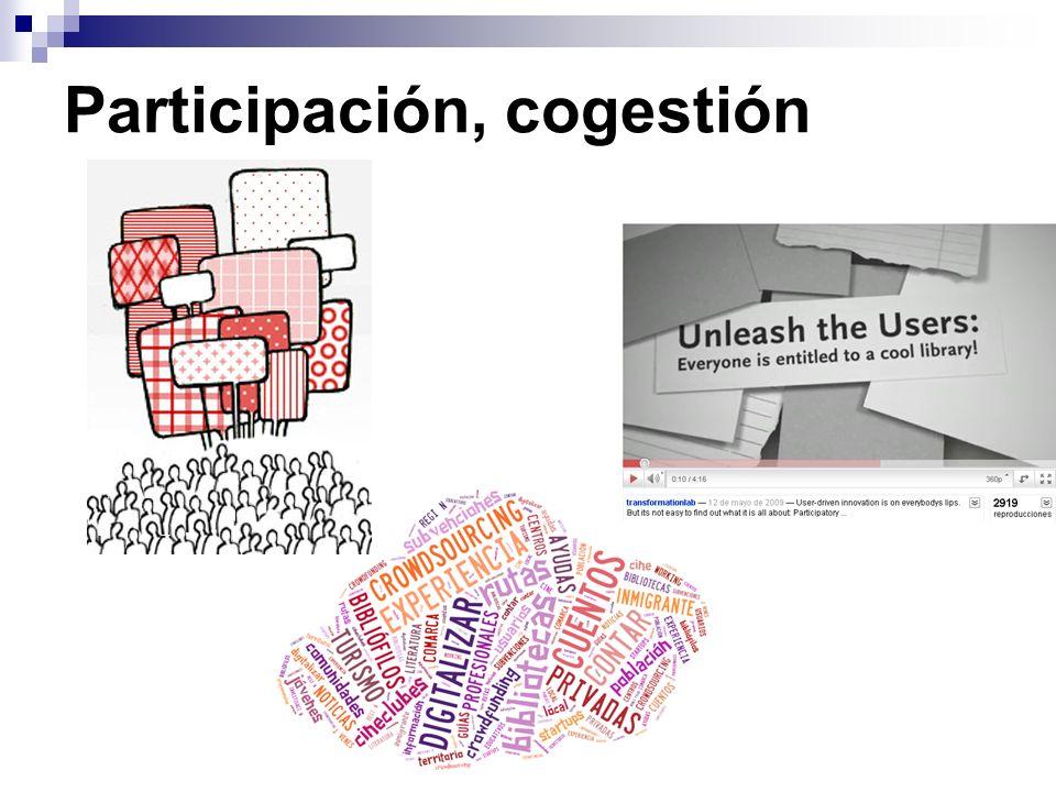 Participación, cogestión