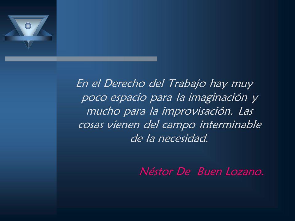 El Contrato De Trabajo DEFINICIÓN (Art.