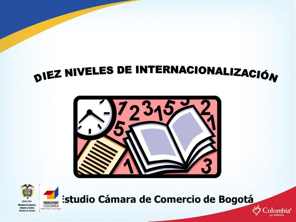 Estudio Cámara de Comercio de Bogotá