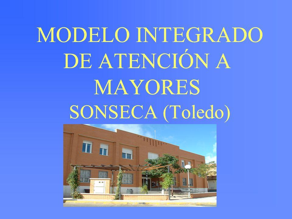 MODELO INTEGRADO DE ATENCIÓN A MAYORES SONSECA (Toledo)