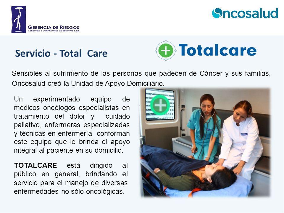 Es la organización privada del país que cuenta con el mayor y más amplio stock de medicamentos oncológicos.
