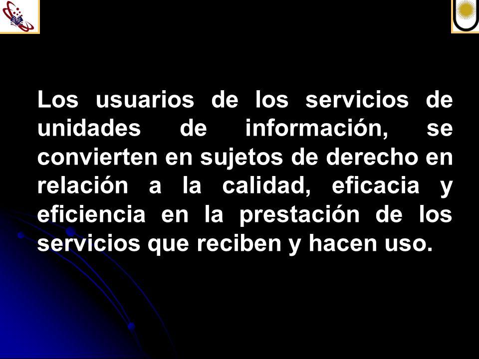 Presentación y análisis de datos Los derechos del consumidor Aspectos vinculados a los servicios: plazos, términos y condiciones para la prestación de los servicios Todos los reglamentos analizados los contemplan y expresan en forma clara y precisa