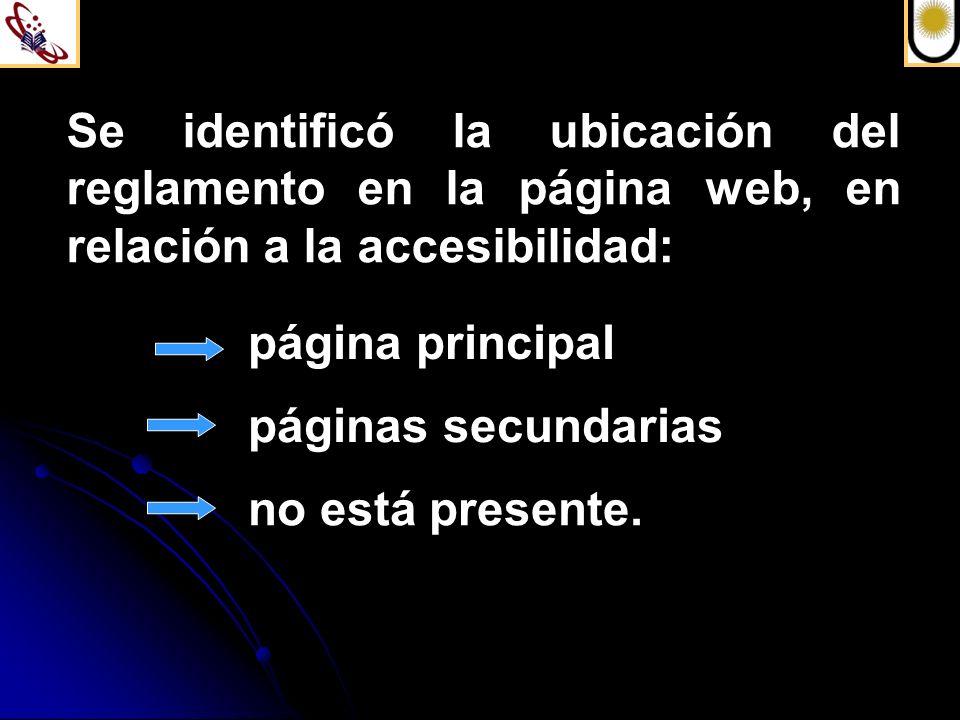 Presentación y análisis de datos Los derechos del consumidor Es considerada por el 11 % de los reglamentos, pero redactadas en forma difusa.