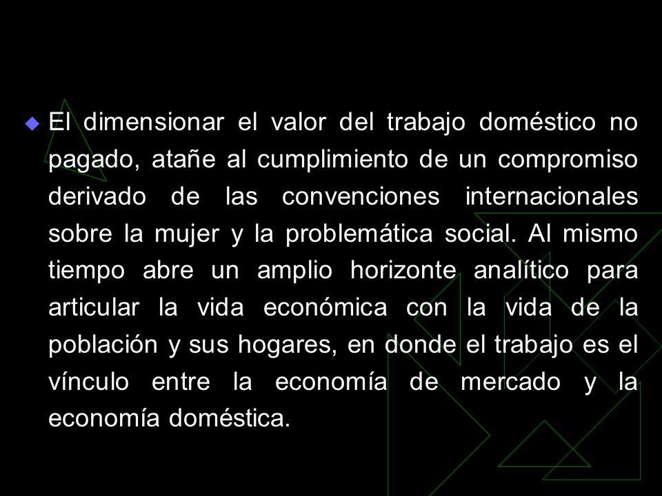 Las cuentas económicas nacionales son el marco cuantitativo mediante el cual se reportan los resultados macroeconómicos del país, sin embargo, ya no es suficiente.