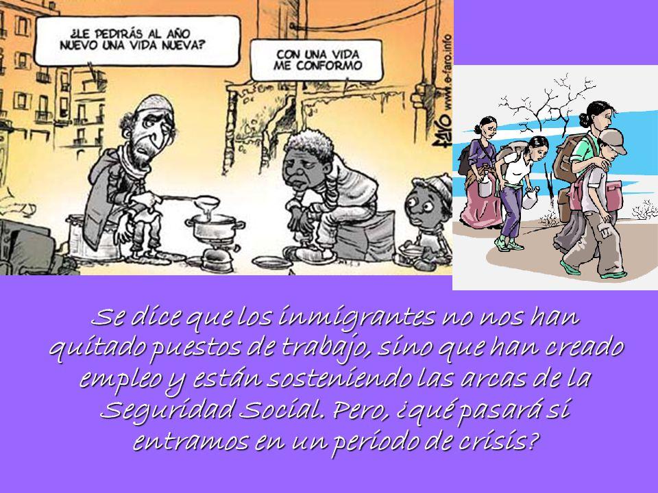 Elaborado por la Fundación Ignacio Ellacuría www.centroellacuria.org www.centroellacuria.org A partir del folleto Inmigrantes: ¿invasores o ciudadanos.