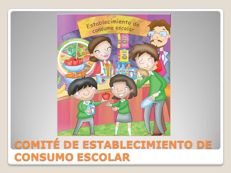 OBJETIVO Asesorar y supervisar la constitución de los órganos de control y el funcionamiento de los establecimientos de consumo escolar y la administración de los ingresos propios de las escuelas secundarias a fin de promover su contribución al mejoramiento de los planteles educativos y la vinculación con la comunidad.