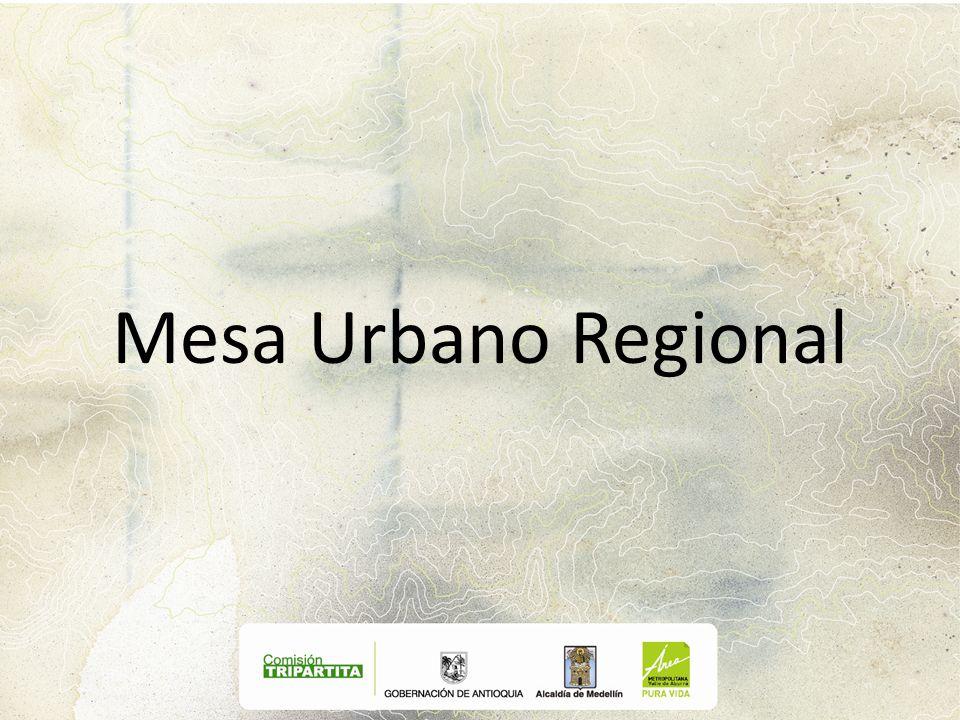 Mesa Urbano Regional