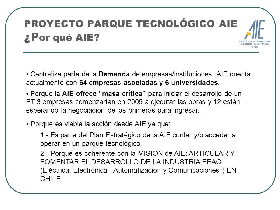 EDIFICIO CENTRAL PARQUE (2) DESARROLLO TECNOLÓGICO Primera etapa de centros de desarrollo tecnológico e investigación operados por universidades.