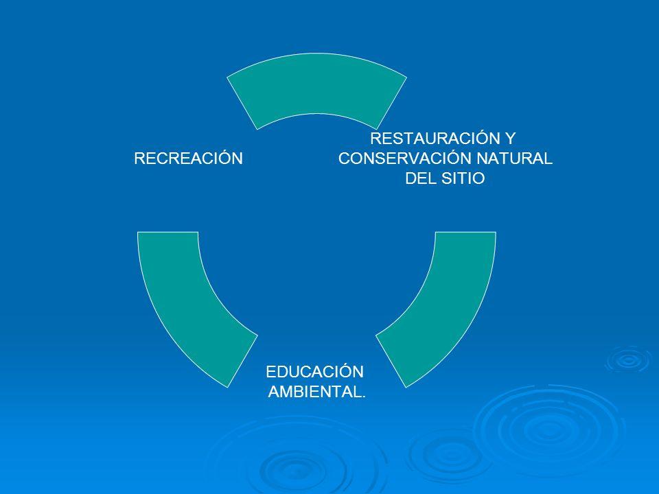 Que es un parque ecológico? Un espacio de esparcimiento y recreación que promueve actividades que contribuyan a impulsar una cultura ambiental en todo