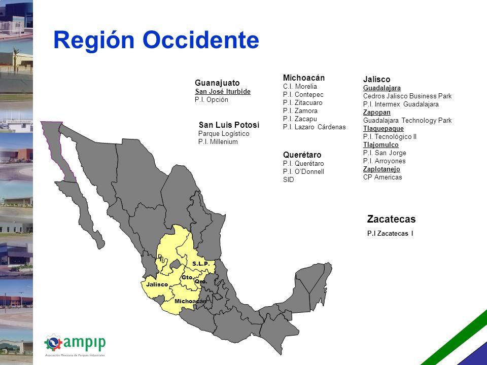 Región Nor-Este Coahuila Cd.Acuña P.I. Amistad Acuña Sabinas P.I.