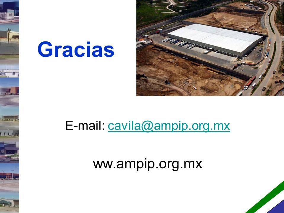 © Asociación Mexicana de Parques Industriales Privados, A.C.
