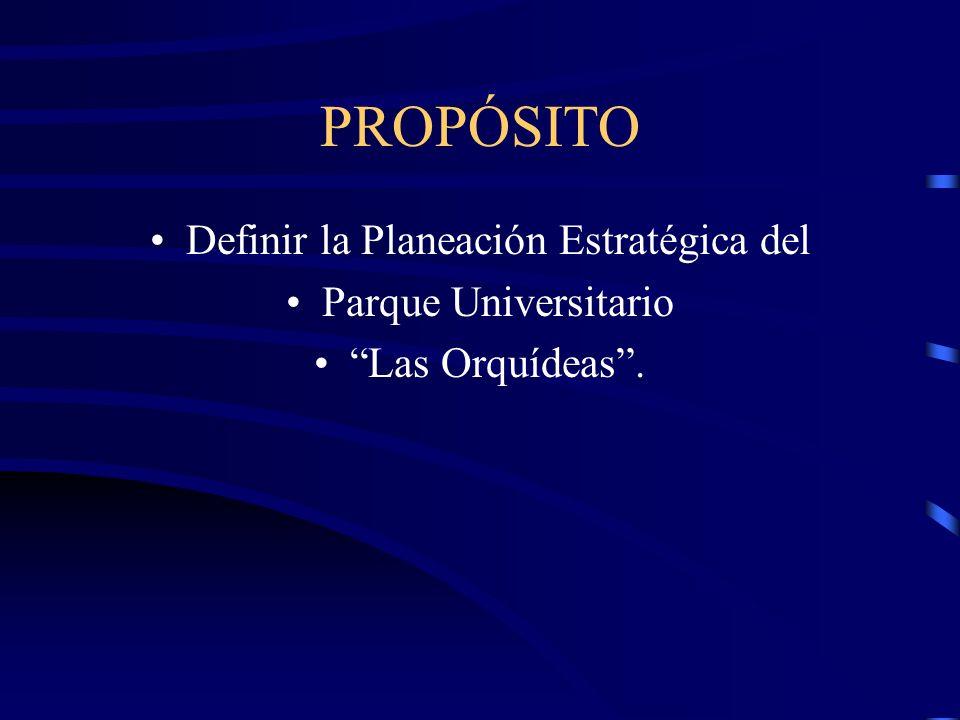 Estrategias de turismo sustentabe para el Parque Universitario Las Orquídeas UAEM Facultad de Turismo. M en A. Alfonso González Damián M en Pl. Rocío