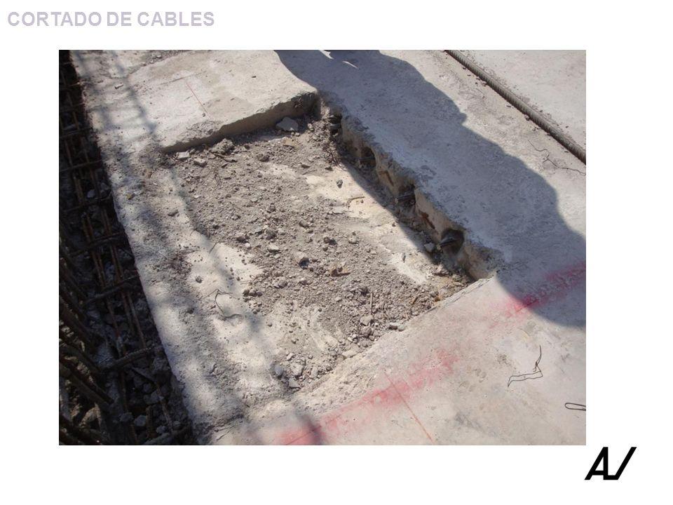 CORTADO DE CABLES