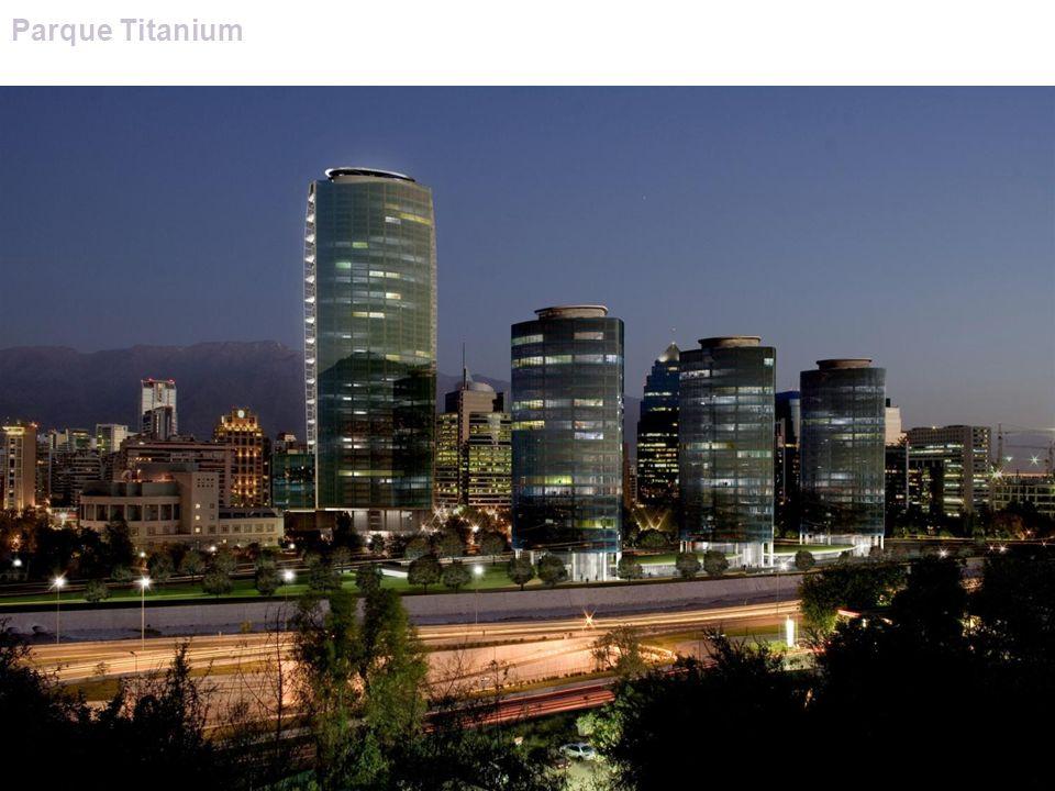 Parque Titanium
