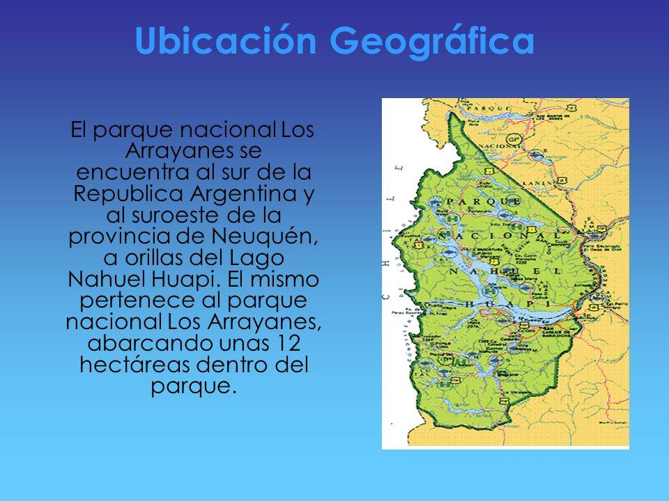 Parque Nacional Los Arrayanes Chiara Palazzolo y Candela García