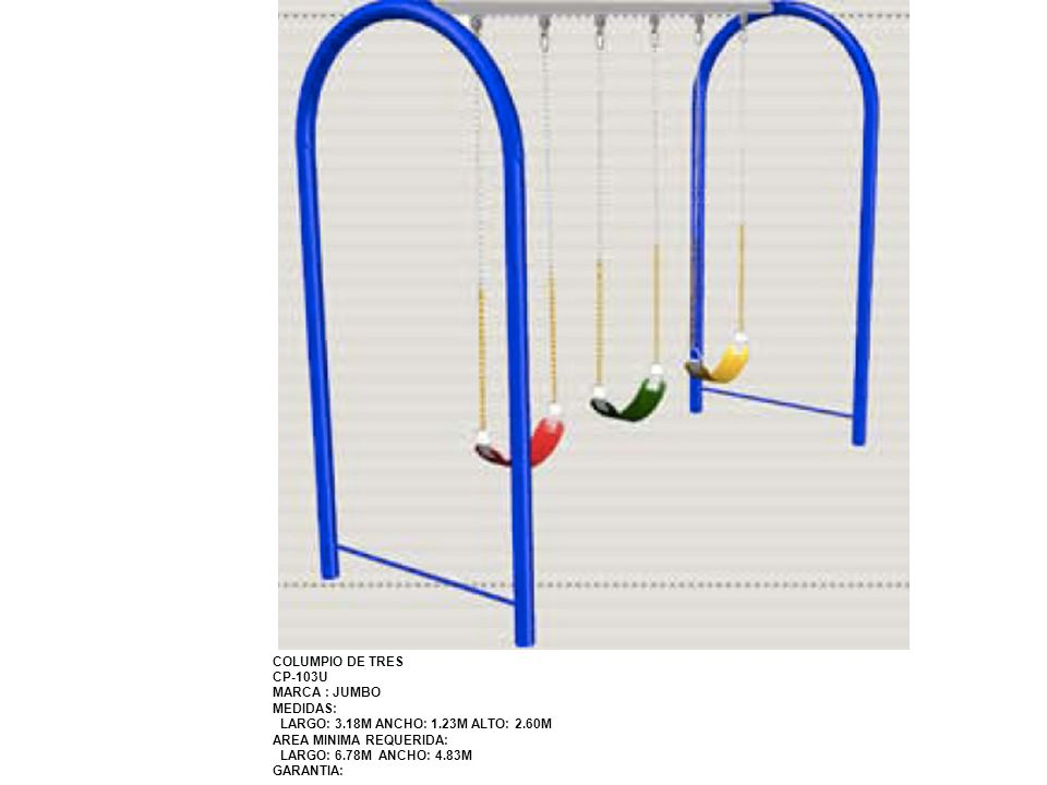 MOD.AFT14789 LATERAL PULLDOWN MARCA PLAY LAND MOD.
