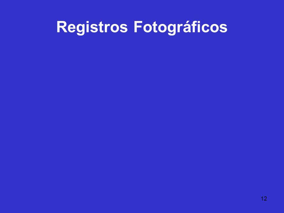 12 Registros Fotográficos