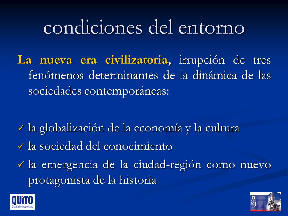proyectos al 2009 Productivos : Parque Tecnológico y sistema de incubación Parque Tecnológico y sistema de incubación Zona Franca.