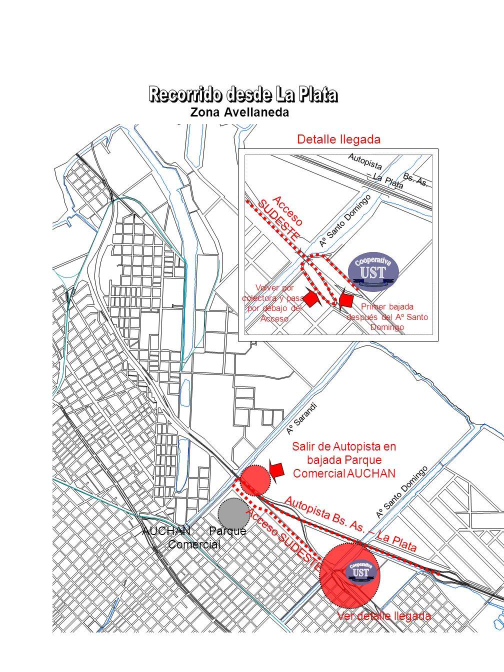 AUCHAN Parque Comercial Autopista Bs.As.