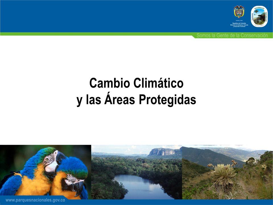 Contexto General Misión Parques Nacionales Naturales de Colombia: 1.