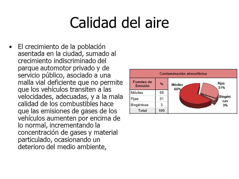 Plan de desarrollo actual 2008-2011 Propósito: Mejorar la movilidad, reducir la tasa de accidentalidad y reducir el impacto de la contaminación atmosférica.