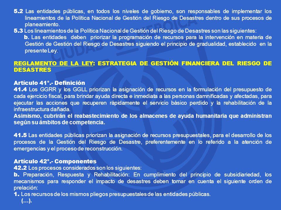 UBICACIÓN DE LOS 14 ALMACENES SOTERRADOS A IMPLEMENTARSE