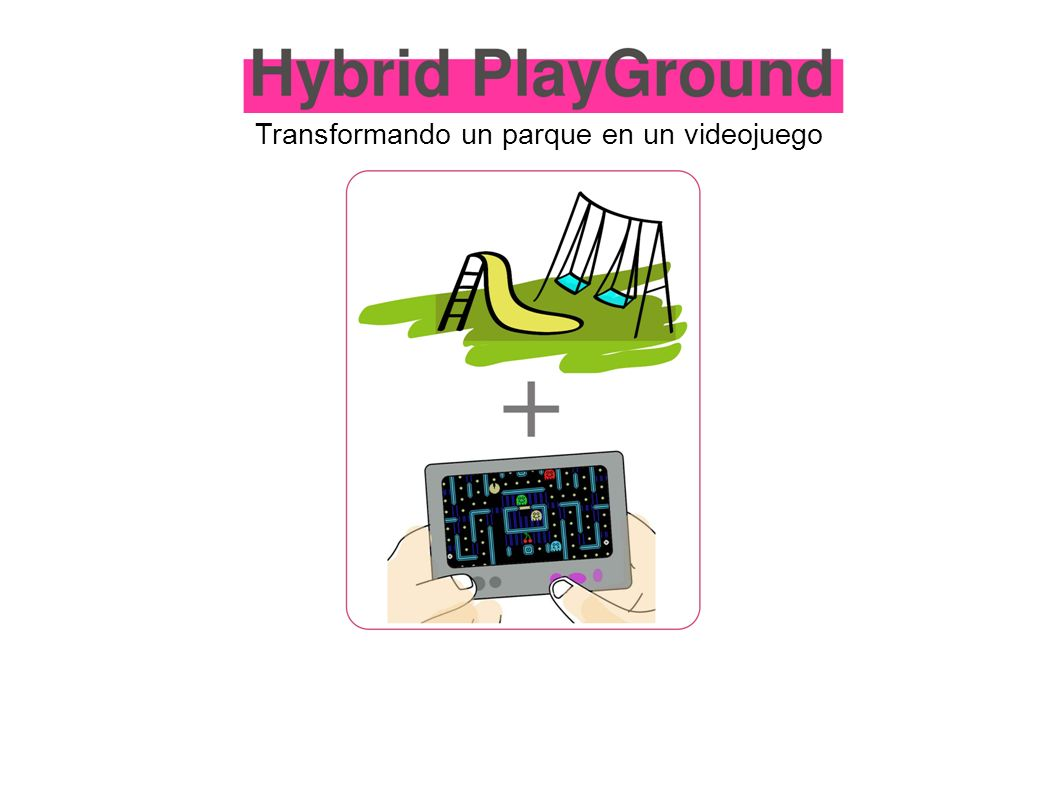 Transformando un parque en un videojuego