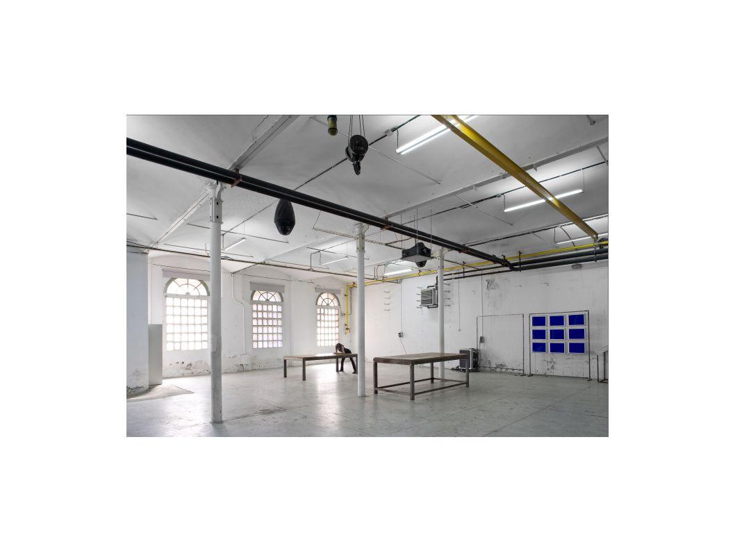 CRÉDITOS Idea y desarrollo: Clara Boj y Diego Díaz Co-producido por: Lalalab Intermediae Matadero Madrid Hangar