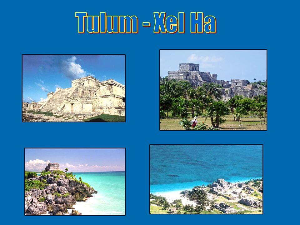La zona arqueológica de Tulum es considerado uno de los lugares más bonitos de la Riviera Maya, combinando el misterio de la antigua civilización que habitaba esta zona con la excepcional belleza del Mar Caribe que baña sus costas.