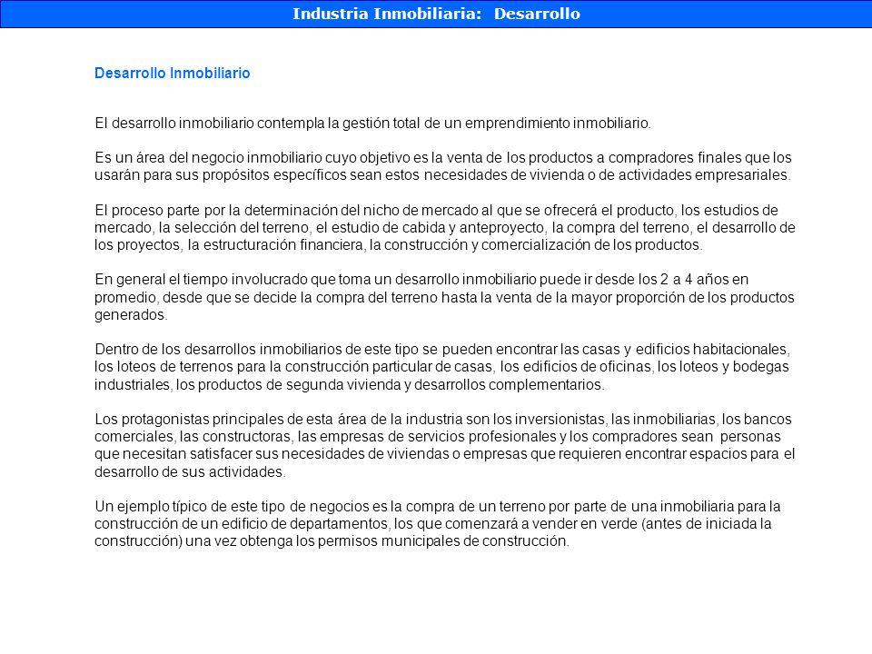 Industria Inmobiliaria: ServiciosDeloitte en USA y América Latina Deloitte USA Detalle Servicios Real Estate (Continuación)