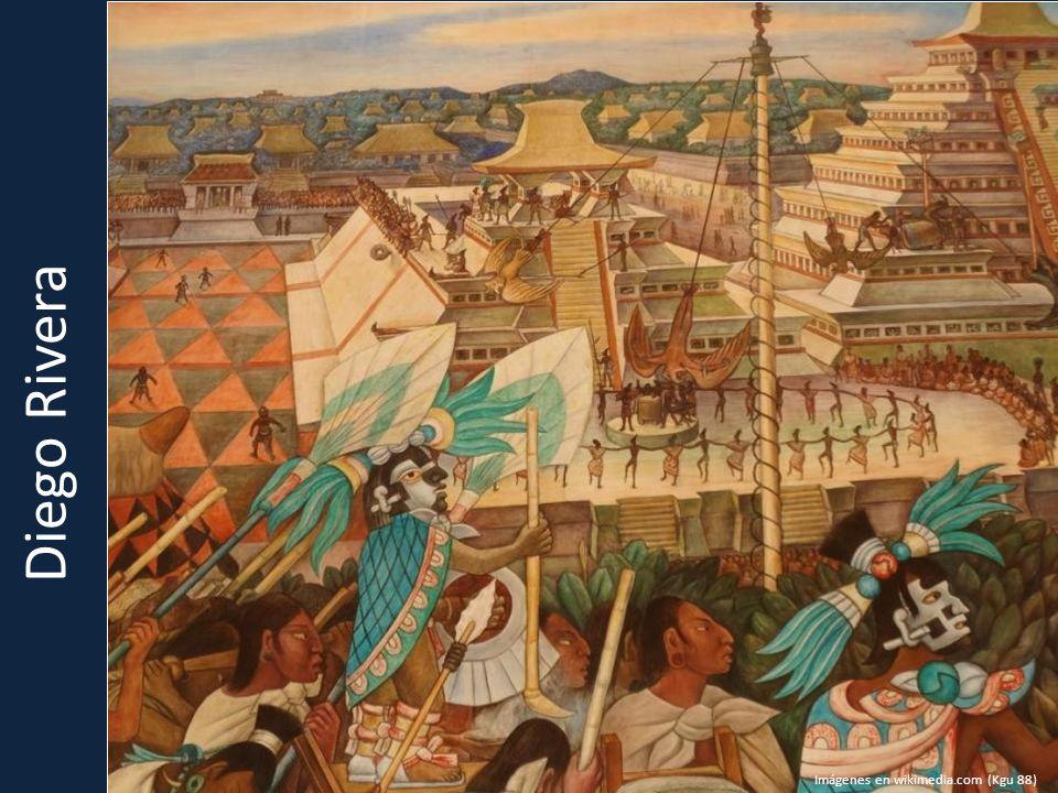 Celebración y ceremonias Diego Rivera Imágenes en wikimedia.com (Kgu 88)