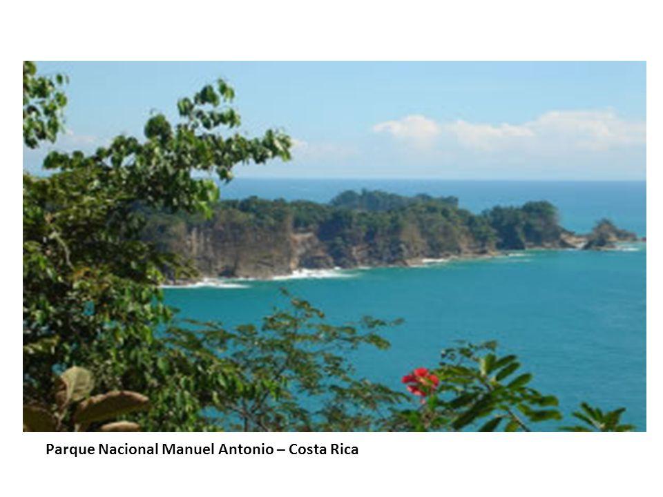 CONTENIDO DE LA PRESENTACIÓN Parque Nacional Manuel Antonio – Costa Rica