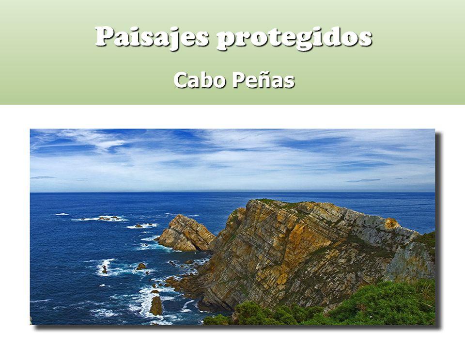 Paisajes protegidos Cabo Peñas Cabo Peñas