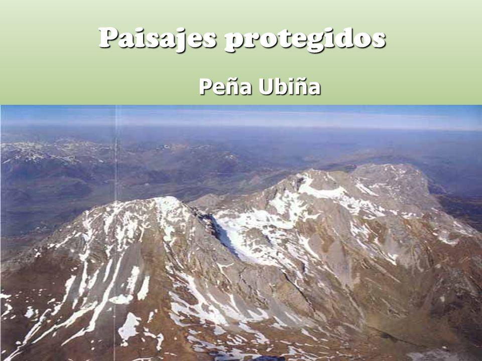 Paisajes protegidos Peña Ubiña Peña Ubiña