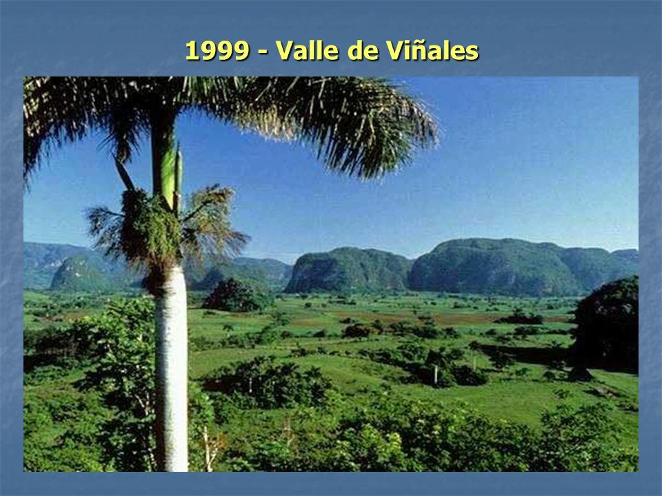 1999 - Valle de Viñales