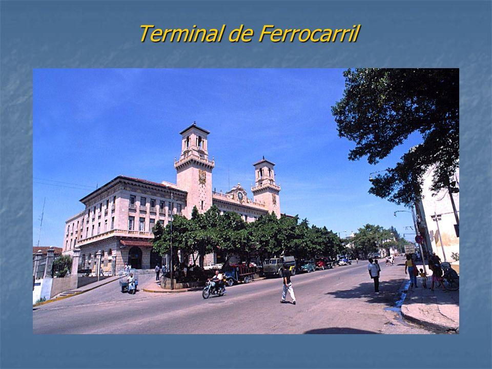 Terminal de Ferrocarril