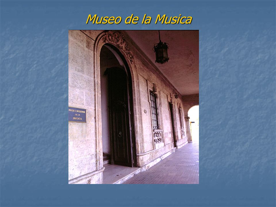 Museo de la Musica
