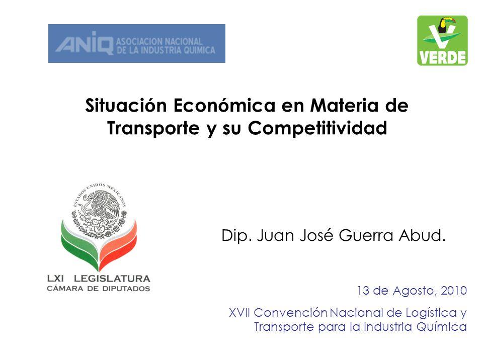 Dip. Juan José Guerra Abud.