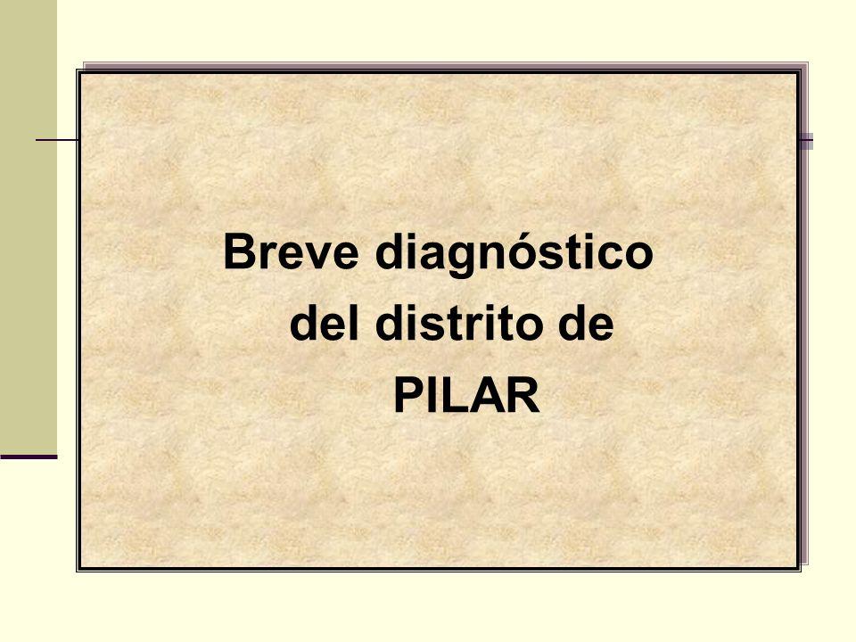 PILAR: Ubicación estratégica.