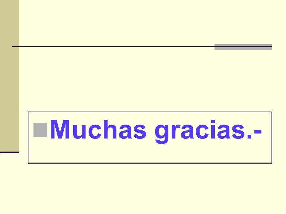 Muchas gracias.-