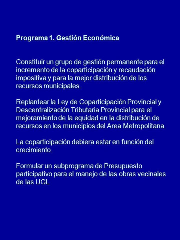 Programa 1.