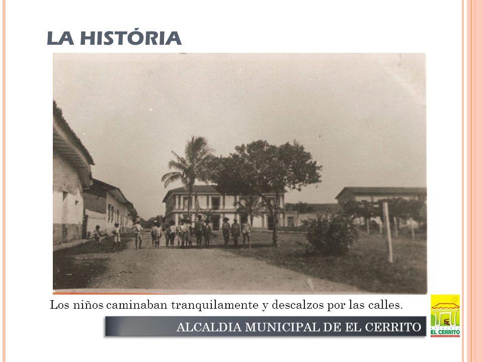EL PROYECTO ALCALDIA MUNICIPAL DE EL CERRITO